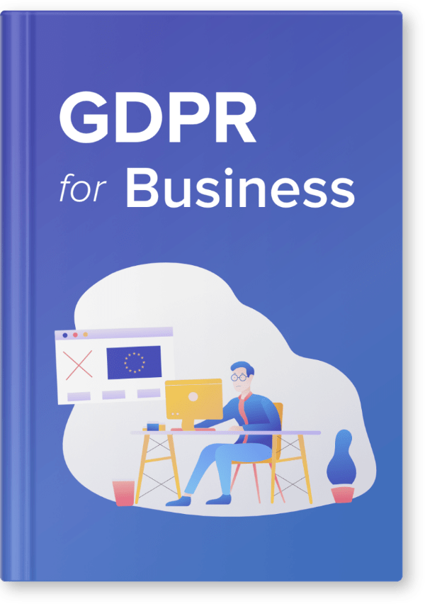 Cover for GDPR for Business
