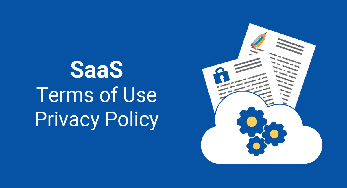 Image for: Terms of Use & Privacy Policy for SaaS