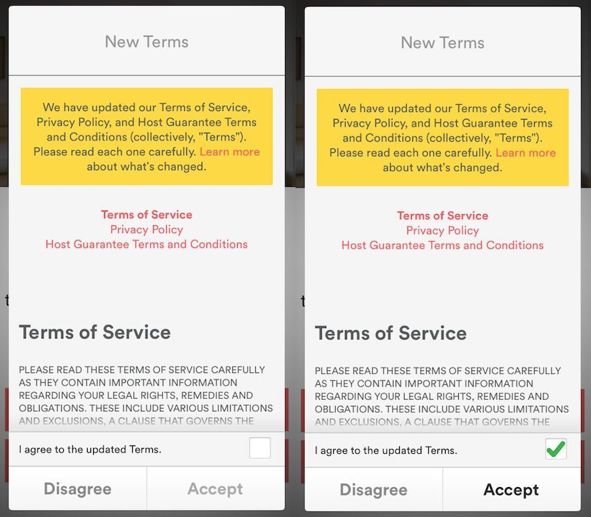mobile app privacy policy template - sample terms of service template termsfeed