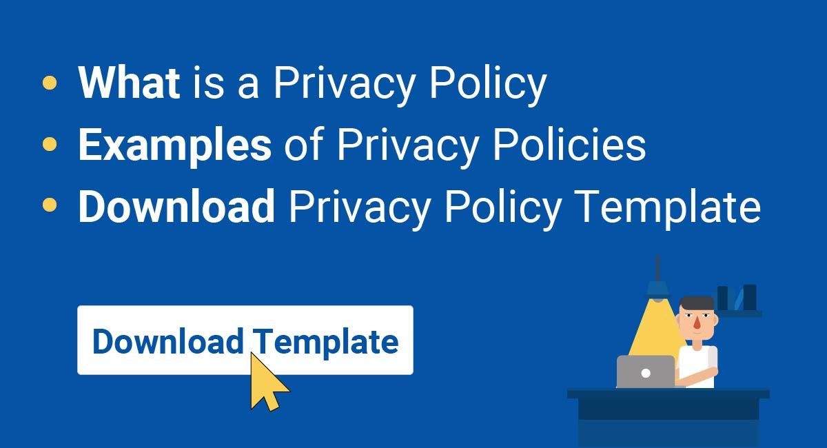 sample privacy policy template termsfeed
