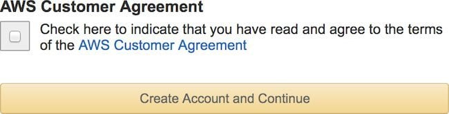 "Add ""I agree to terms"" checkbox - TermsFeed"