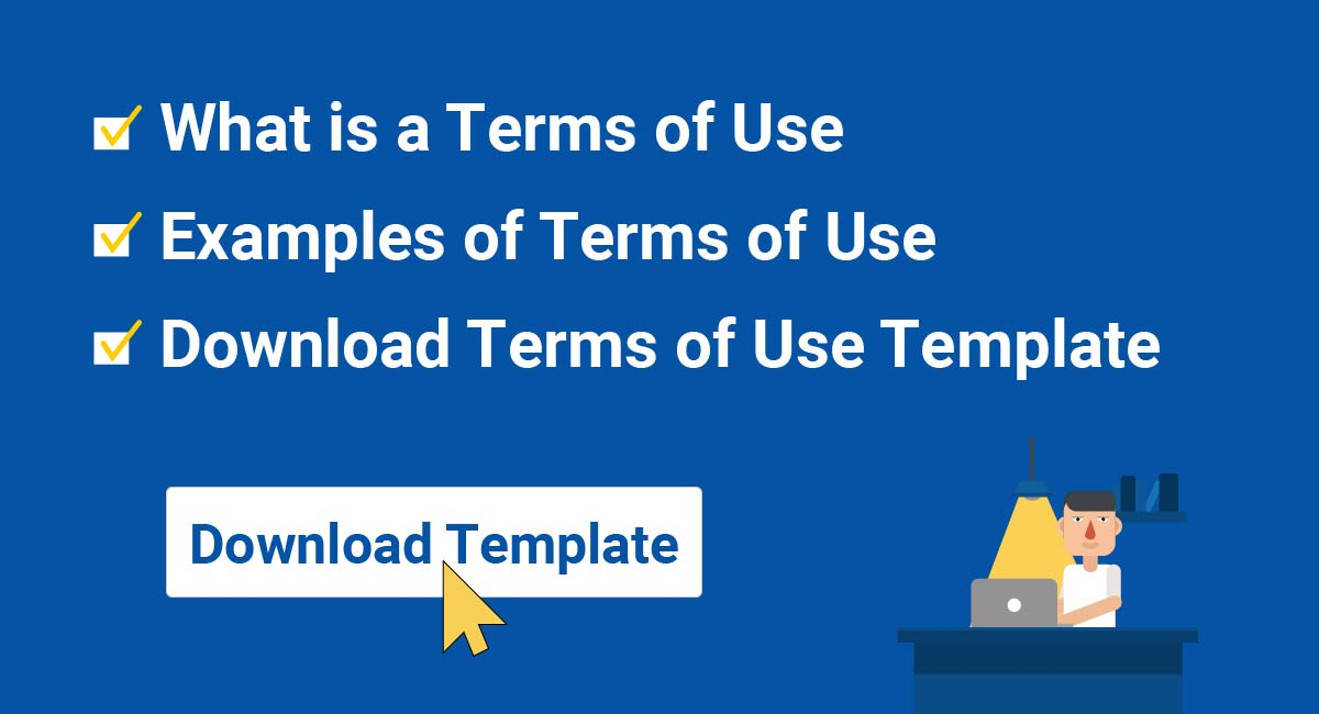 Terms Of Use >> Sample Terms Of Use Template Termsfeed