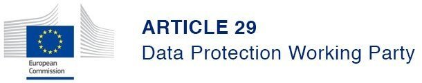 Logo of Article 29 Working Party