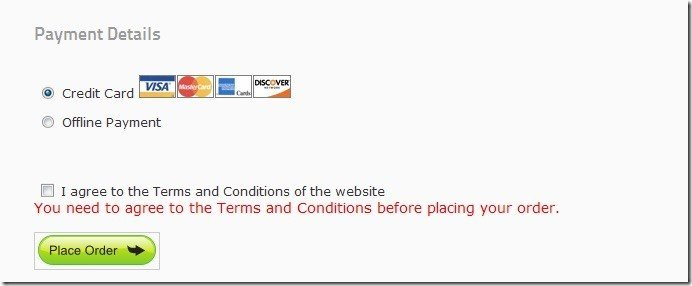 Terms And Conditions For Ecommerce Stores - Termsfeed