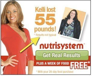 Nutrisystem results not typical blog