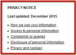 Heathrow Airport: Privacy Notice