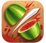 Logo of Fruit Ninja iOS app