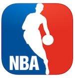Logo of NBA iOS app