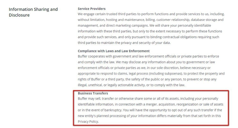 Terms Of Use & Privacy Policy For Saas - Termsfeed