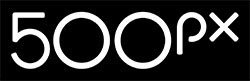Logo of 500px
