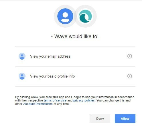 Privacy Policy For Google Sign In Termsfeed