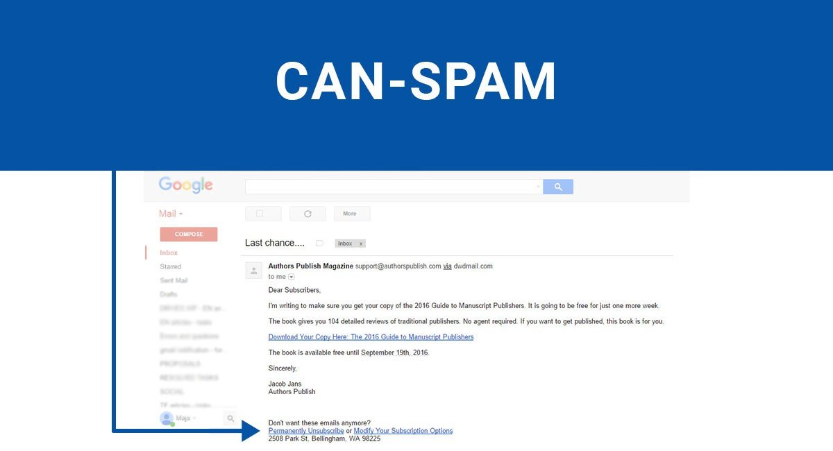 Image for: How to Comply With CAN-SPAM