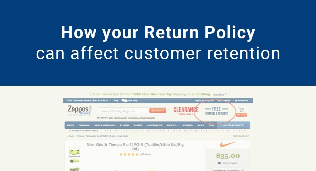 How your Return Policy can affect customer retention - TermsFeed