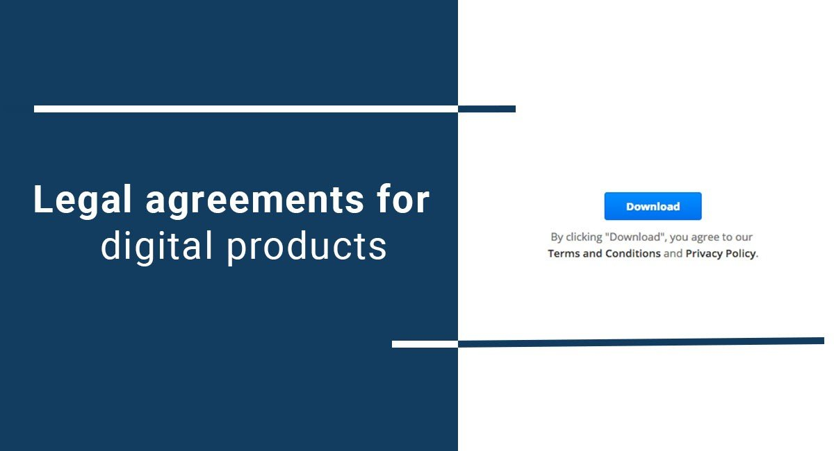 Legal Agreements For Digital Products Termsfeed