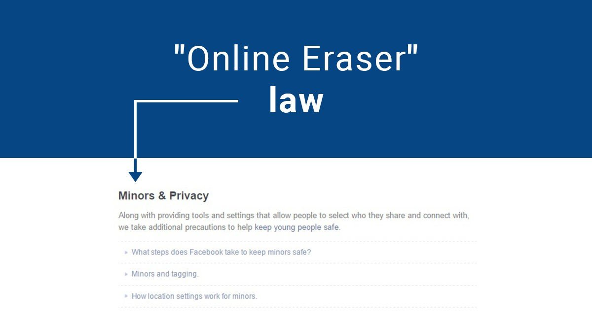 """Image for: The """"Online Eraser"""" law"""