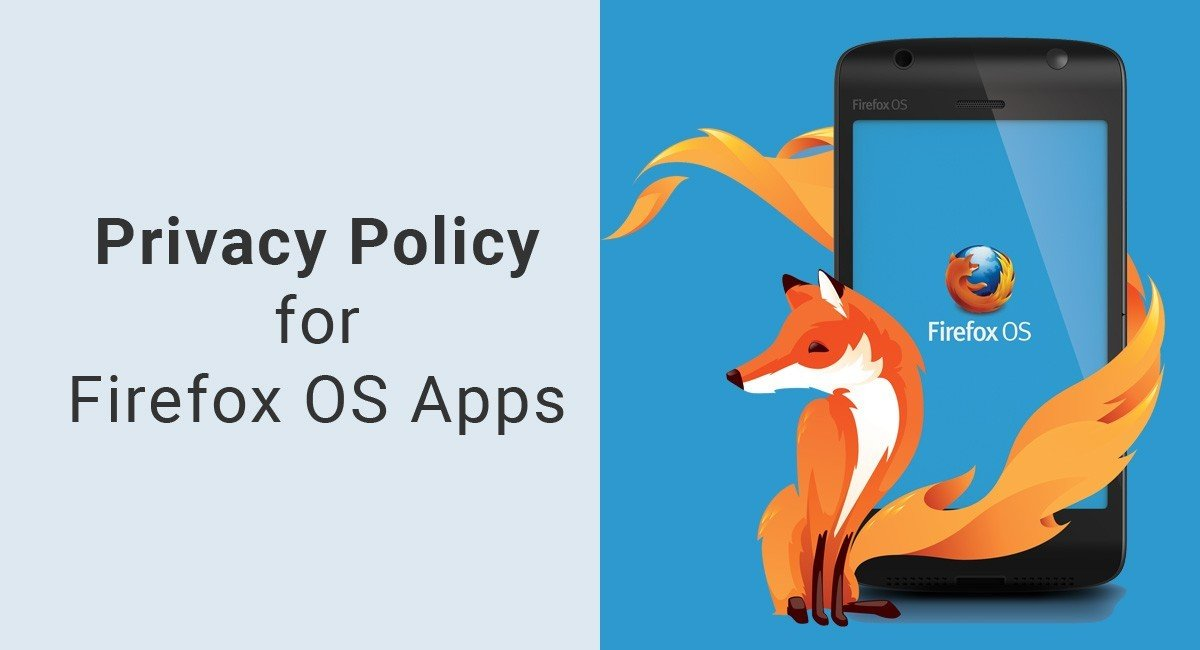 Image for: Privacy Policy for Firefox OS Apps