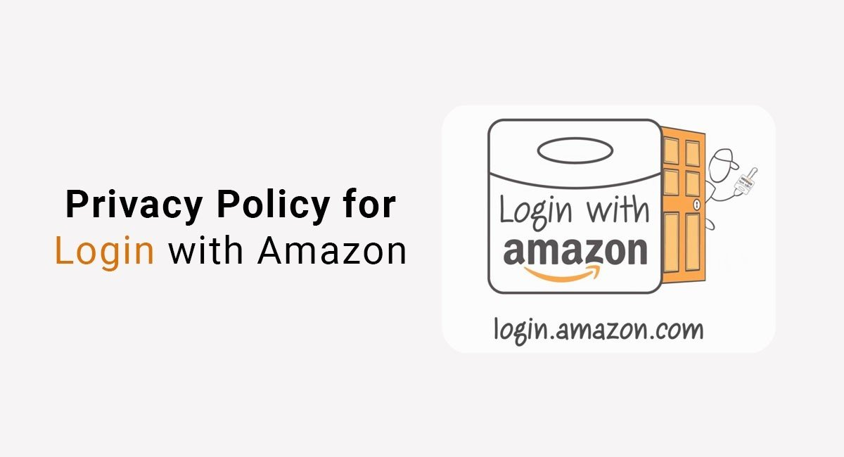 Image for: Privacy Policy for Login with Amazon