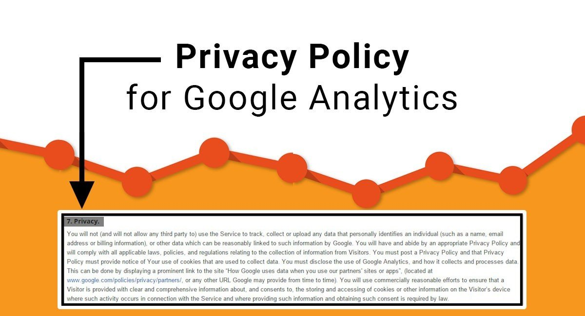 Image for: Privacy Policy for Google Analytics