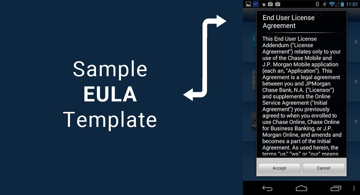 Sample Eula Template  Termsfeed
