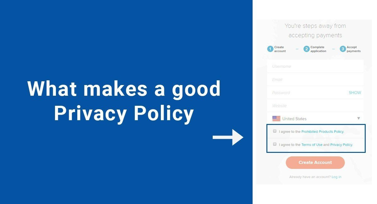 Image for: What Makes a Good Privacy Policy