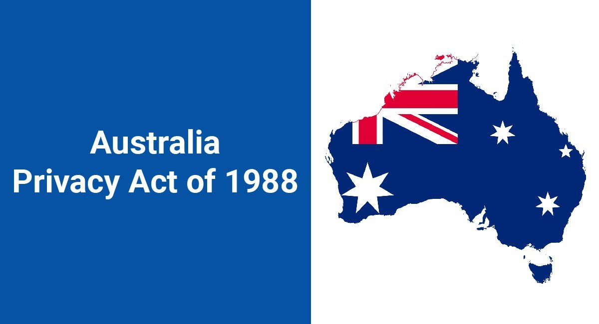 Australia Privacy Act of 1988