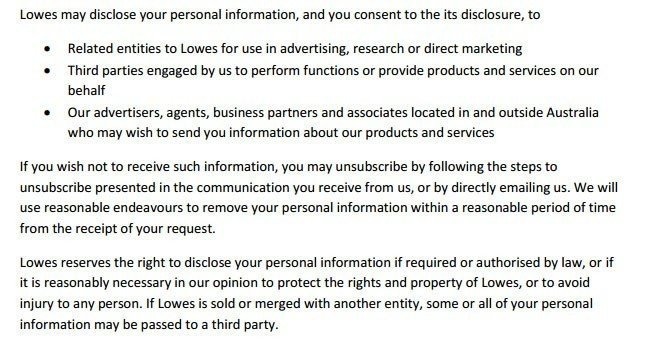 Australia Privacy Act of 1988 - TermsFeed