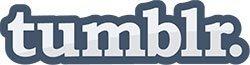 Logo of Tumblr