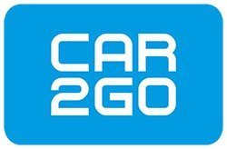 Logo of Car2go