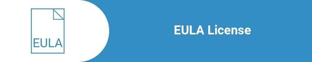 EULA License