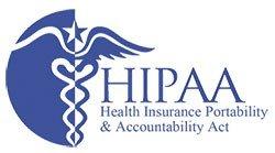 Logo of HIPAA
