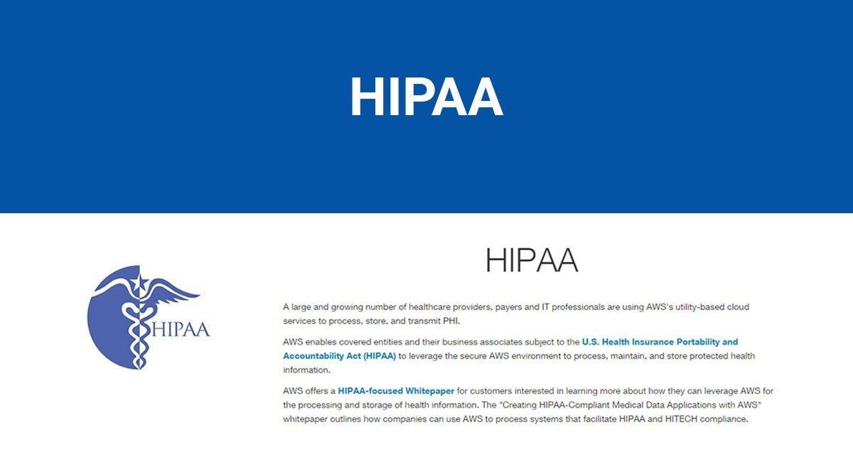 Image for: HIPAA