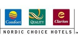 Logo of Nordic Choice Hotels
