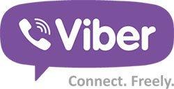 Logo of Viber