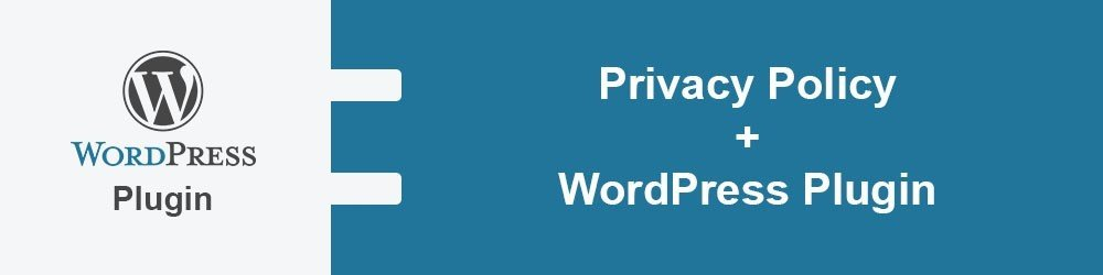 Privacy Policy and WordPress Plugin