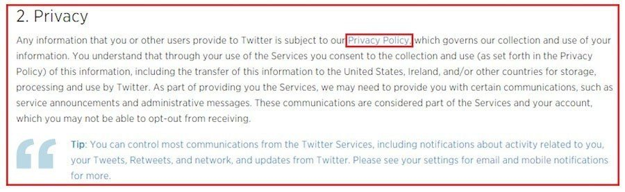 Terms Of Use And Privacy Policy Template 2018 Terms And Conditions Generator TermsFeed