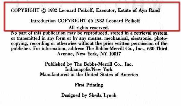 Copyright Notice Template Contract Example Sample Licensing