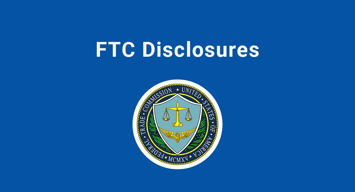 Image for: FTC Disclosures