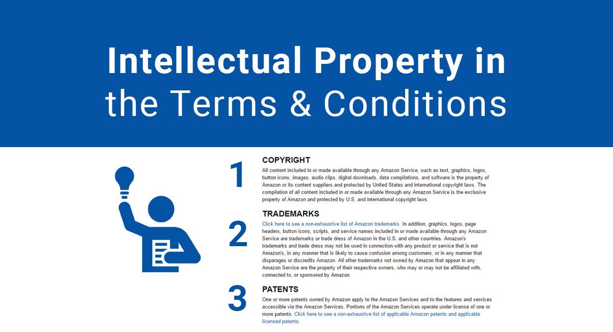 Legal Agreement For Use Of Intellectual Property