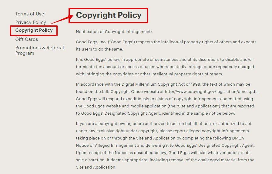 Does Copying Or Adapting Another S Terms Conditions Violate