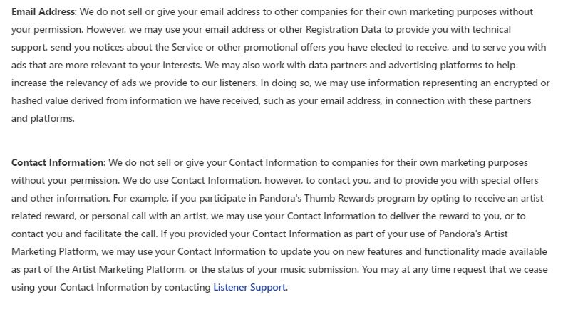 How To Write A Privacy Policy TermsFeed - Medical records fee invoice template pandora store online