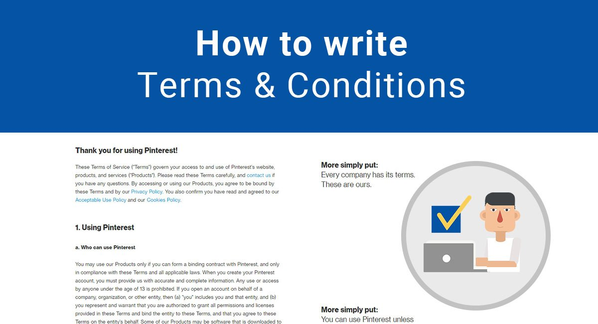 terms and conditions of service template.html