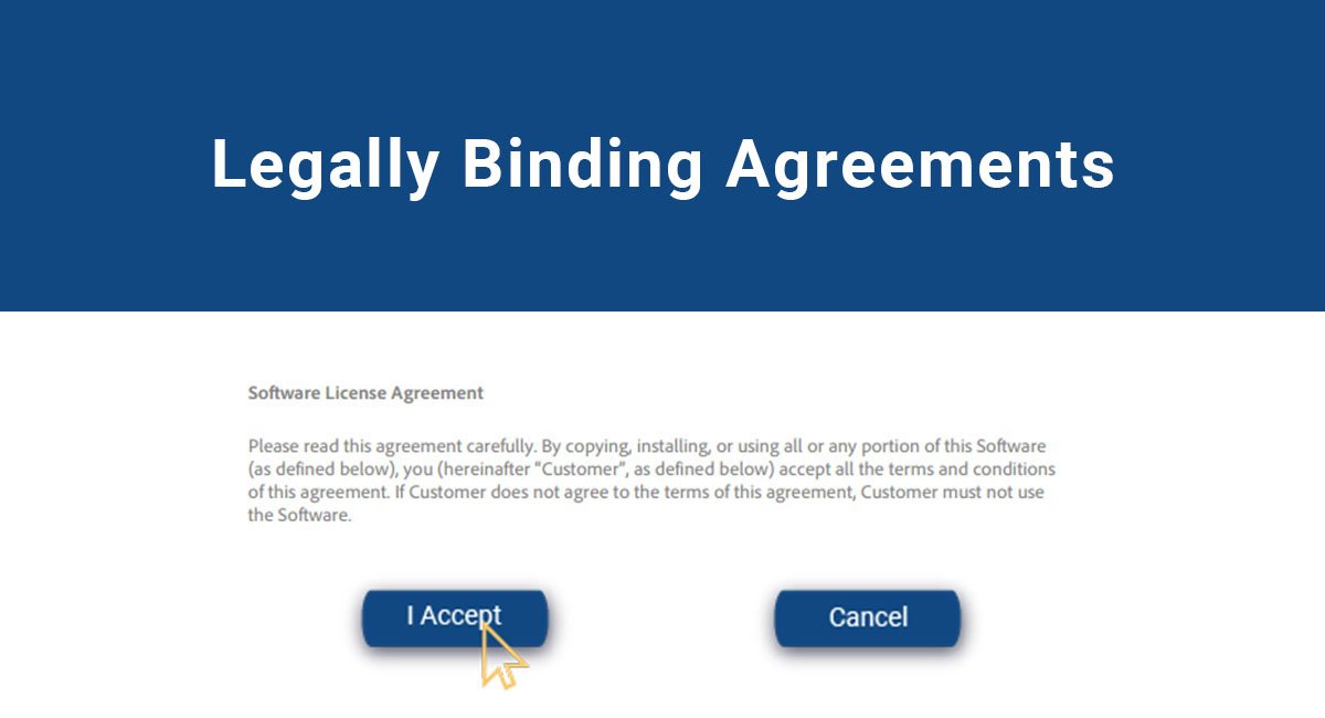 Image for: What's a Legally Binding Agreement