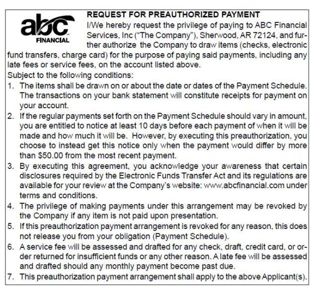 ABC Financial