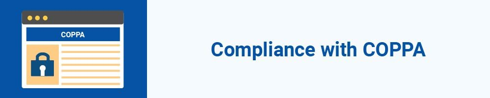 Compliance with COPPA