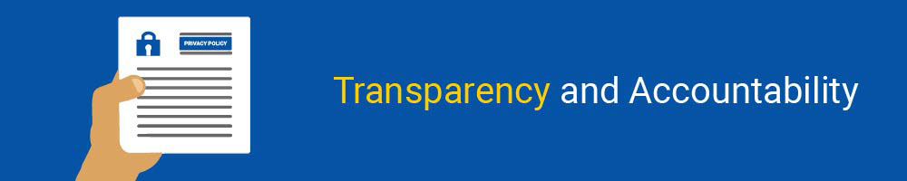 Updating Privacy Policy: Transparency and Accountability