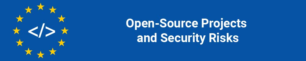 Open-Source Projects and Security Risks