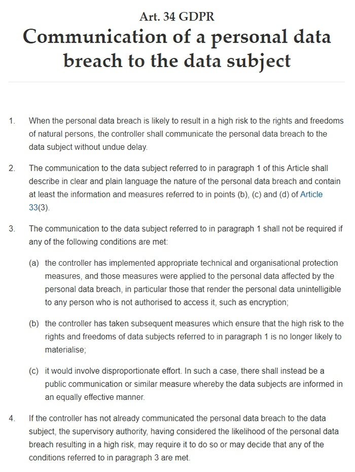 Pseudonymization, Anonymization and the GDPR - TermsFeed