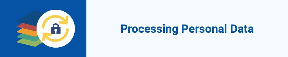 Processing Personal Data