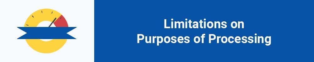 Limitations on Purposes of Processing