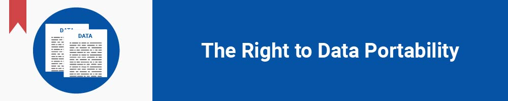 The Right to Data Portability